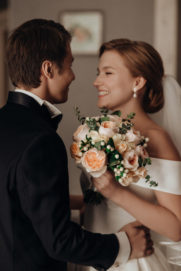 Камерная свадьба для двоих - фото №24