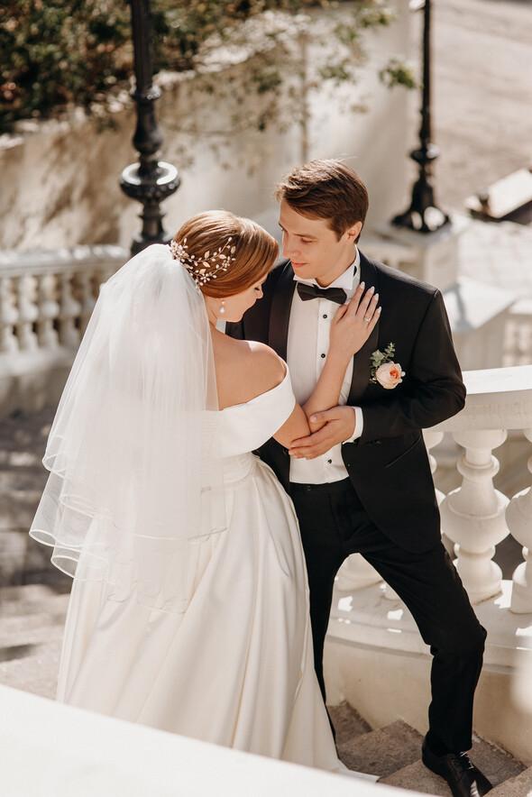 Камерная свадьба для двоих - фото №33