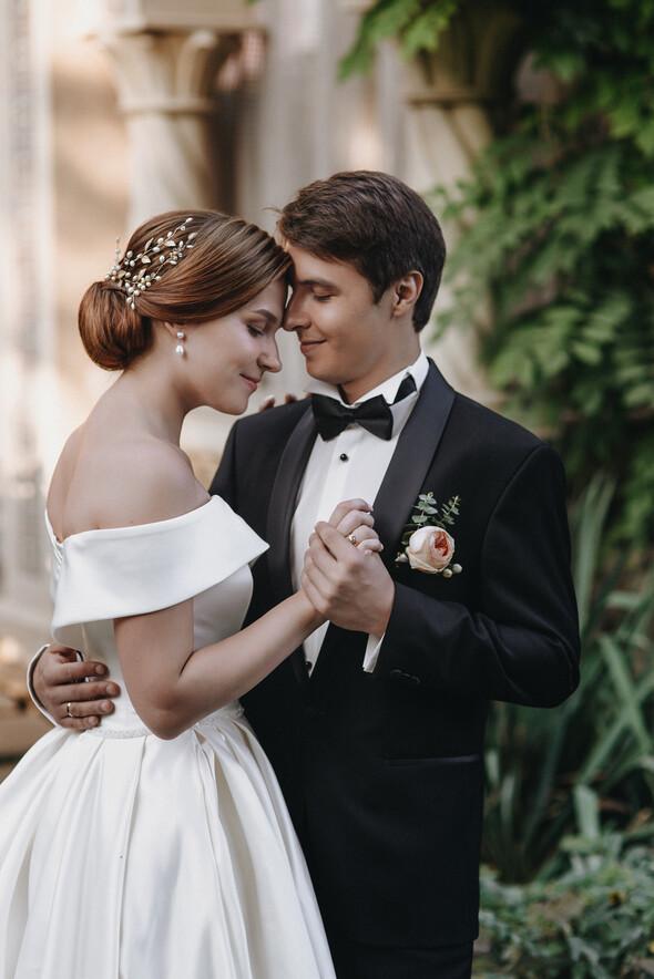 Камерная свадьба для двоих - фото №52