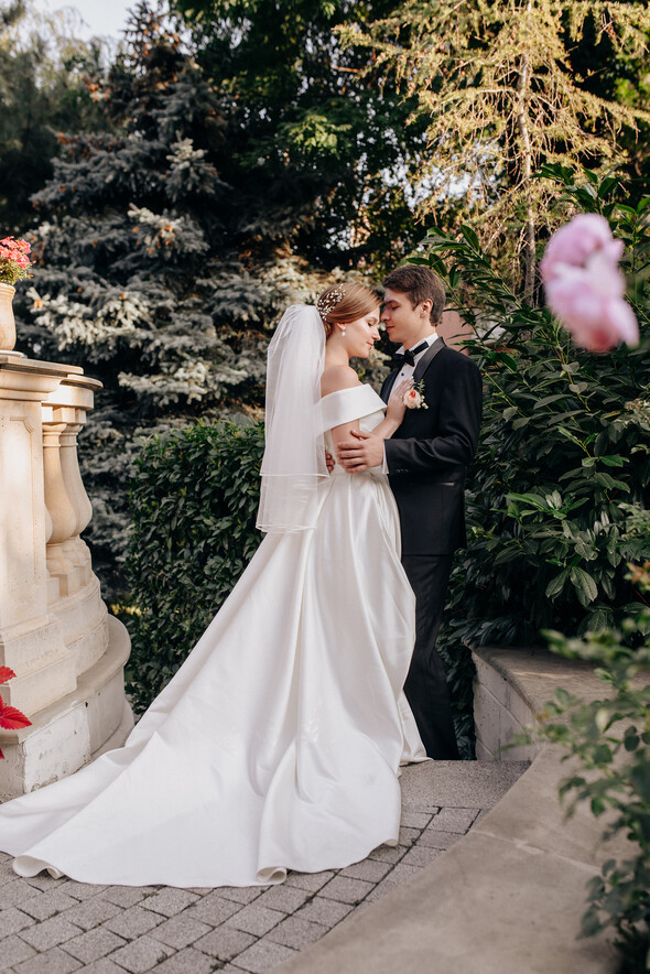 Камерная свадьба для двоих - фото №40
