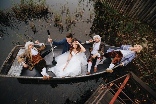 Свадьба Мюнхгаузен - фото №1
