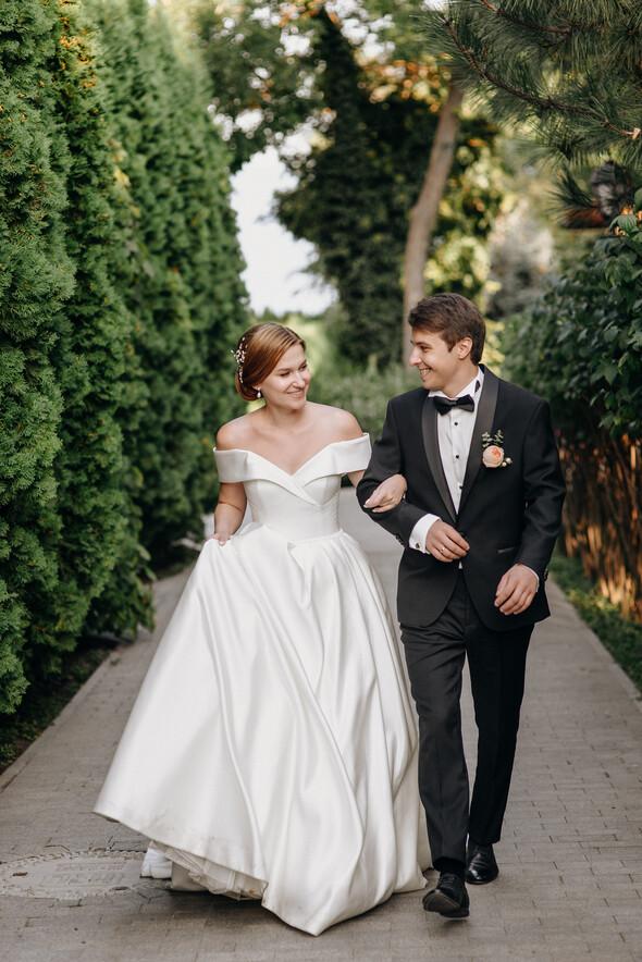Камерная свадьба для двоих - фото №46