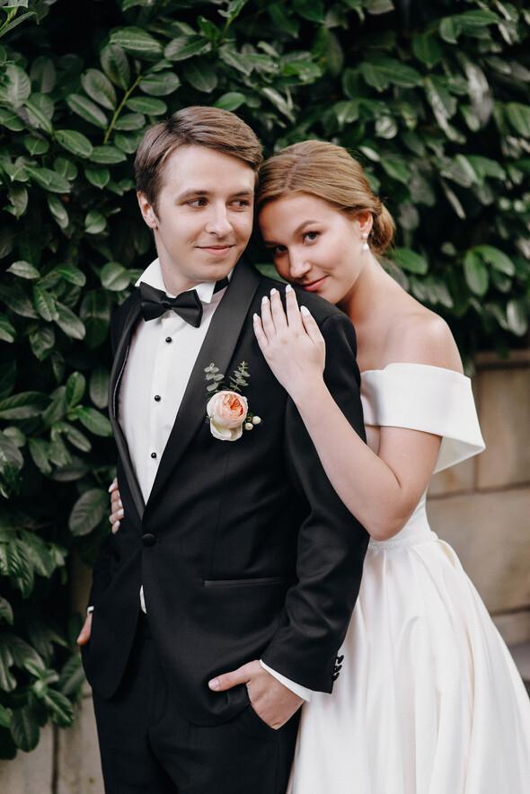 Камерная свадьба для двоих - фото №73