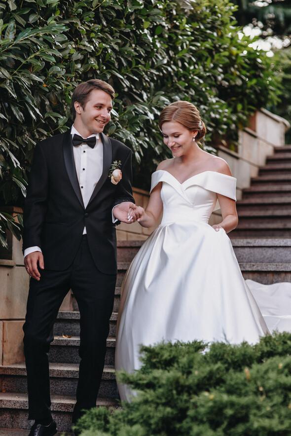 Камерная свадьба для двоих - фото №68