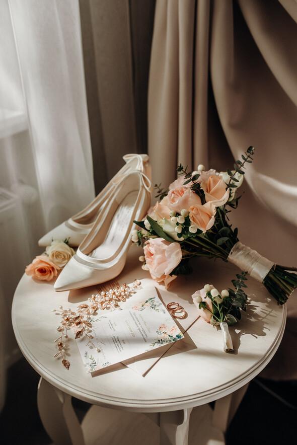 Камерная свадьба для двоих - фото №1