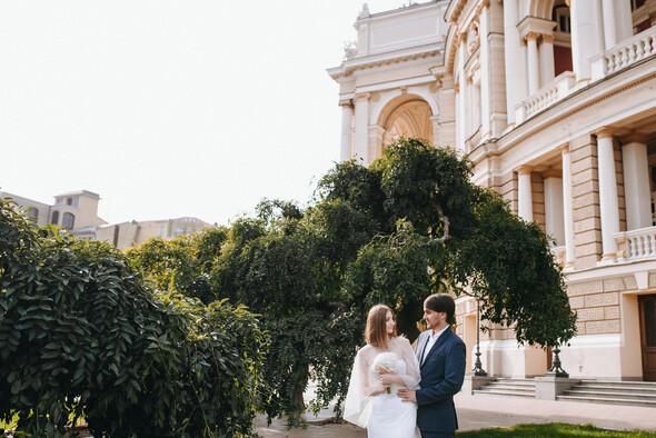 Свадьба Киевлян в Одессе - фото №88