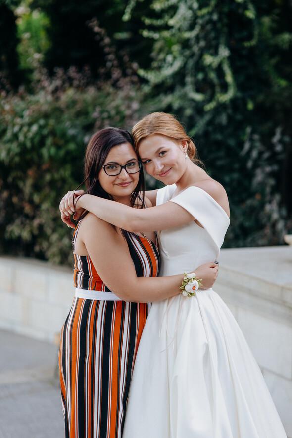 Камерная свадьба для двоих - фото №86