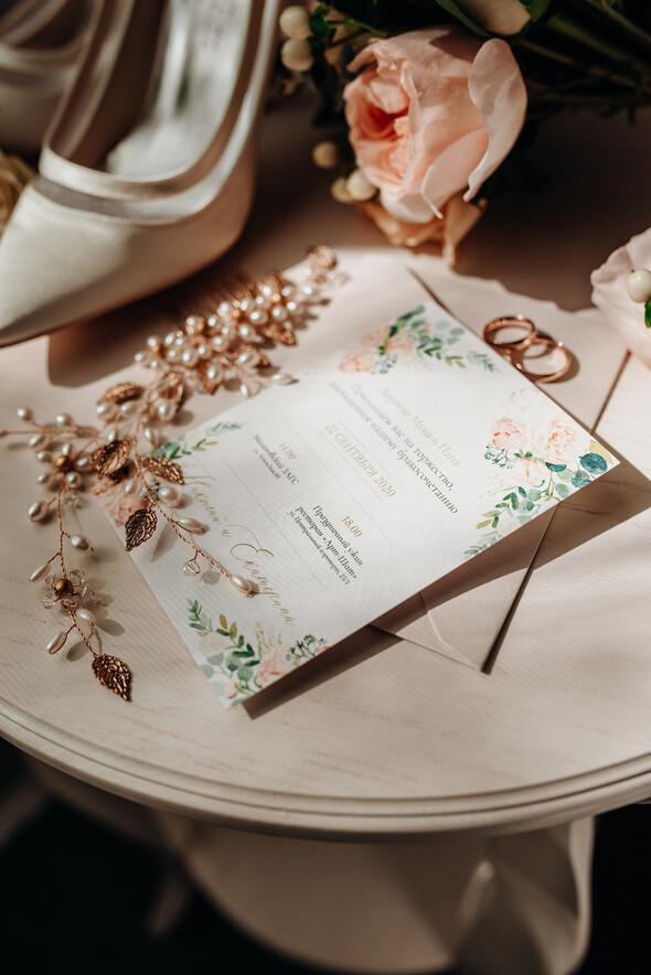 Камерная свадьба для двоих - фото №2