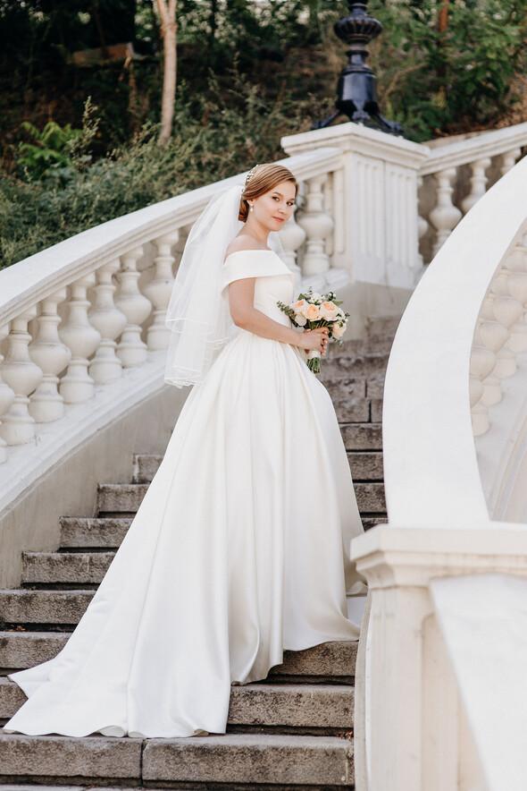 Камерная свадьба для двоих - фото №25