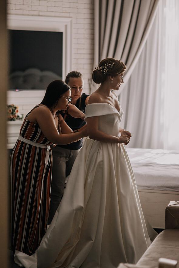 Камерная свадьба для двоих - фото №20