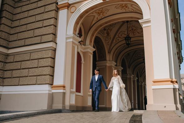 Свадьба Киевлян в Одессе - фото №90