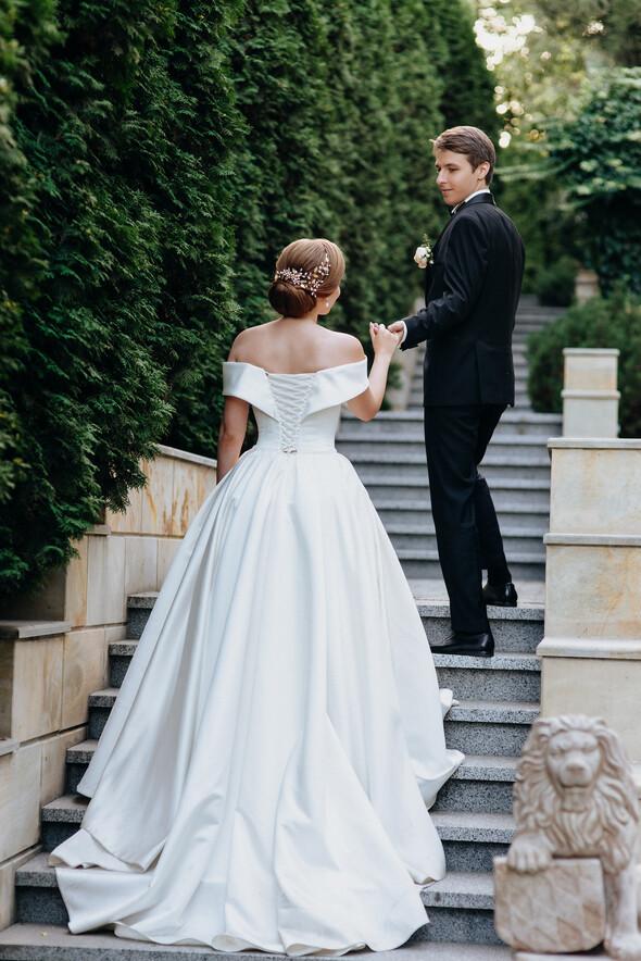 Камерная свадьба для двоих - фото №90