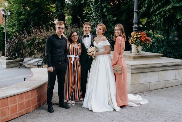 Камерная свадьба для двоих - фото №85