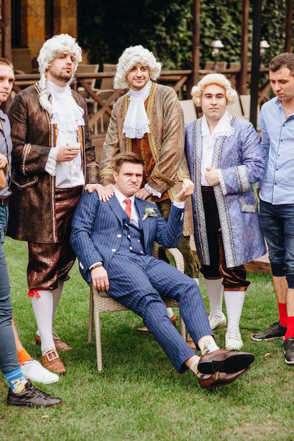Свадьба Мюнхгаузен - фото №24