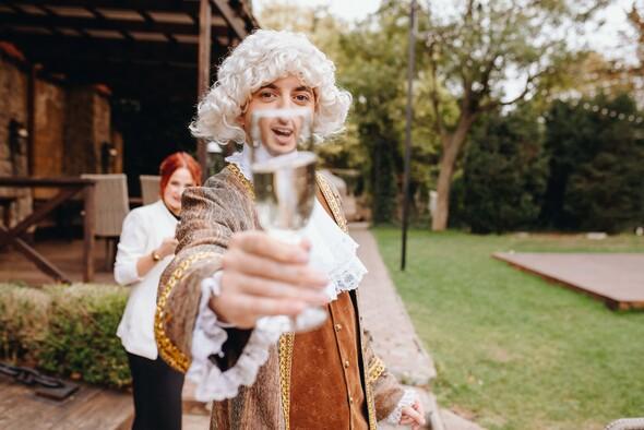 Свадьба Мюнхгаузен - фото №5