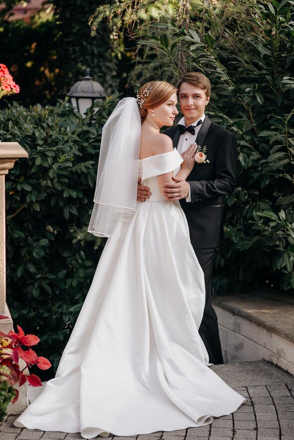 Камерная свадьба для двоих - фото №39