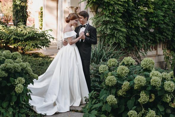 Камерная свадьба для двоих - фото №54