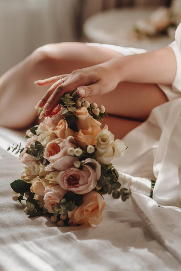 Камерная свадьба для двоих - фото №10