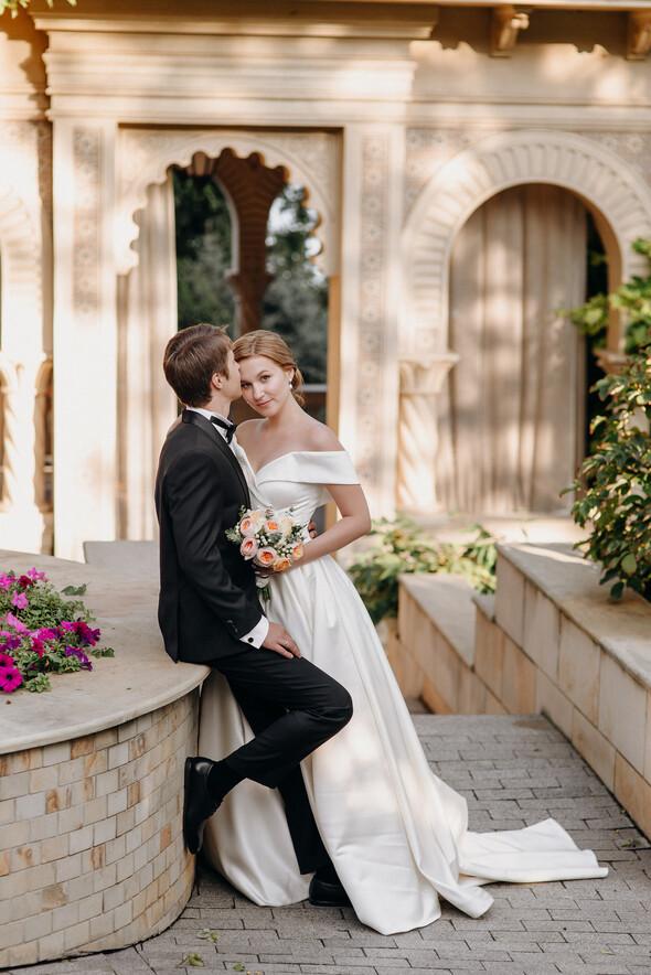 Камерная свадьба для двоих - фото №61