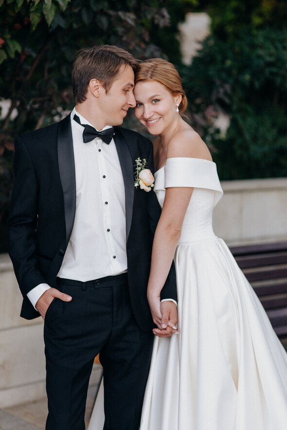 Камерная свадьба для двоих - фото №81