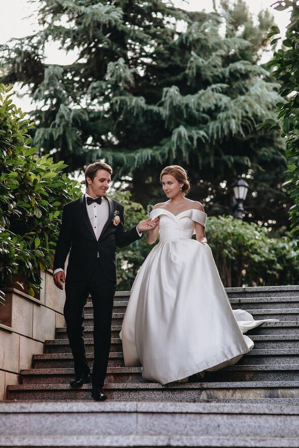 Камерная свадьба для двоих - фото №67