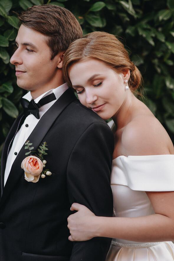 Камерная свадьба для двоих - фото №76