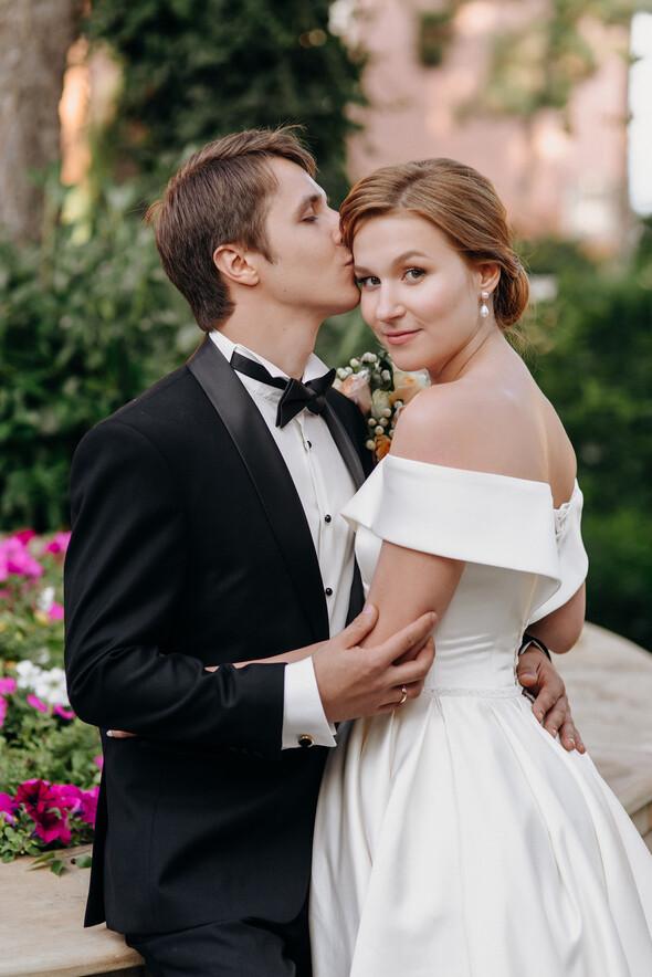 Камерная свадьба для двоих - фото №64