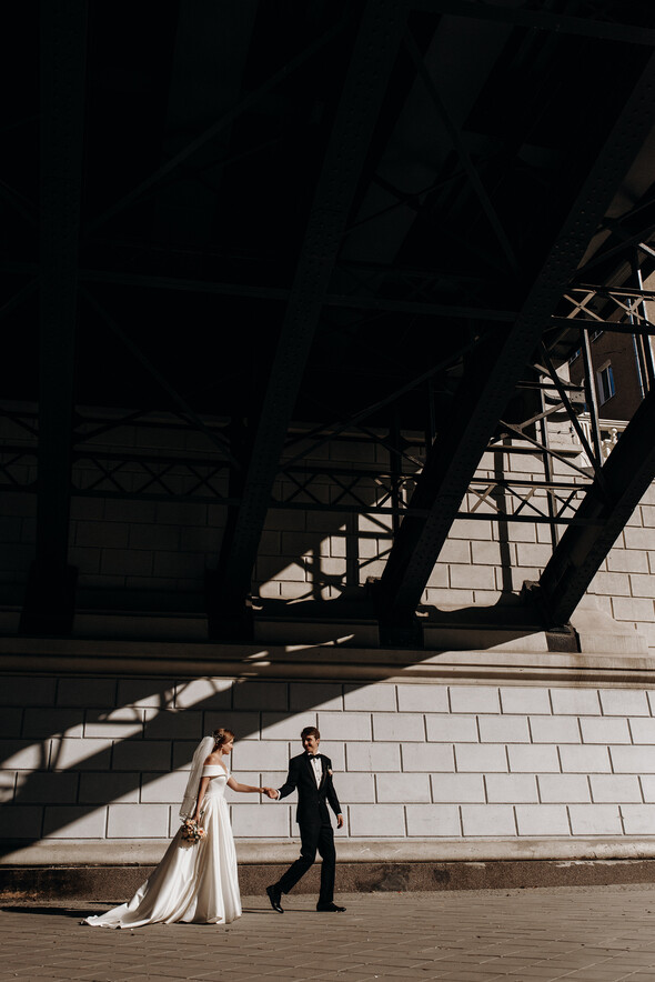 Камерная свадьба для двоих - фото №28