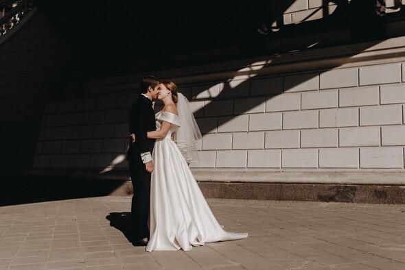 Камерная свадьба для двоих - фото №31