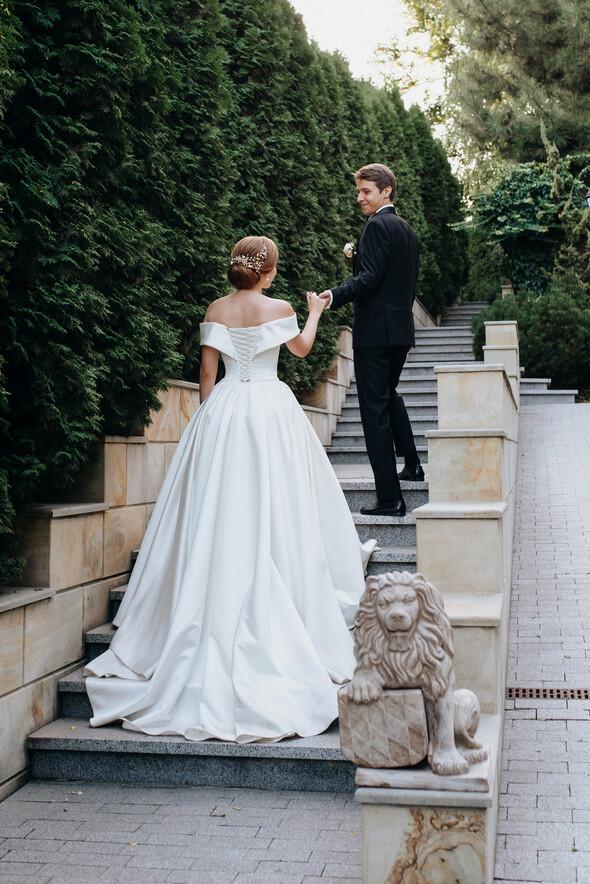 Камерная свадьба для двоих - фото №92
