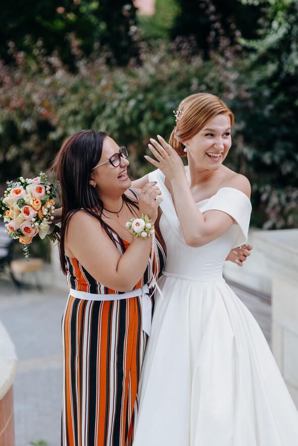Камерная свадьба для двоих - фото №84