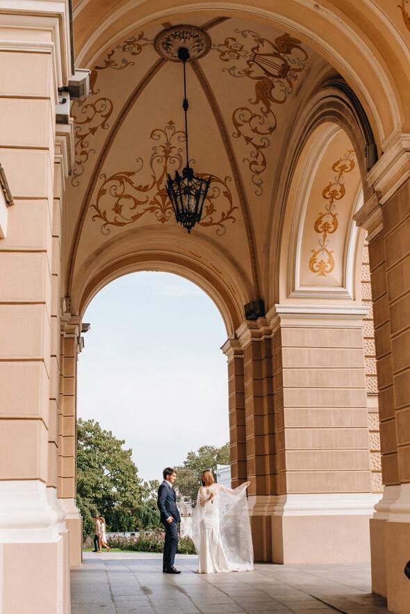 Свадьба Киевлян в Одессе - фото №82