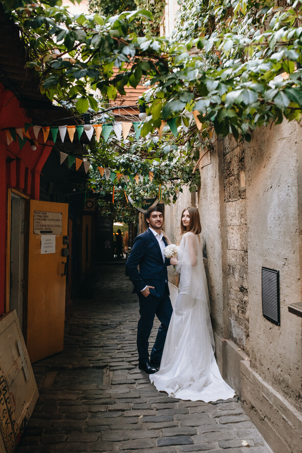 Свадьба Киевлян в Одессе - фото №79
