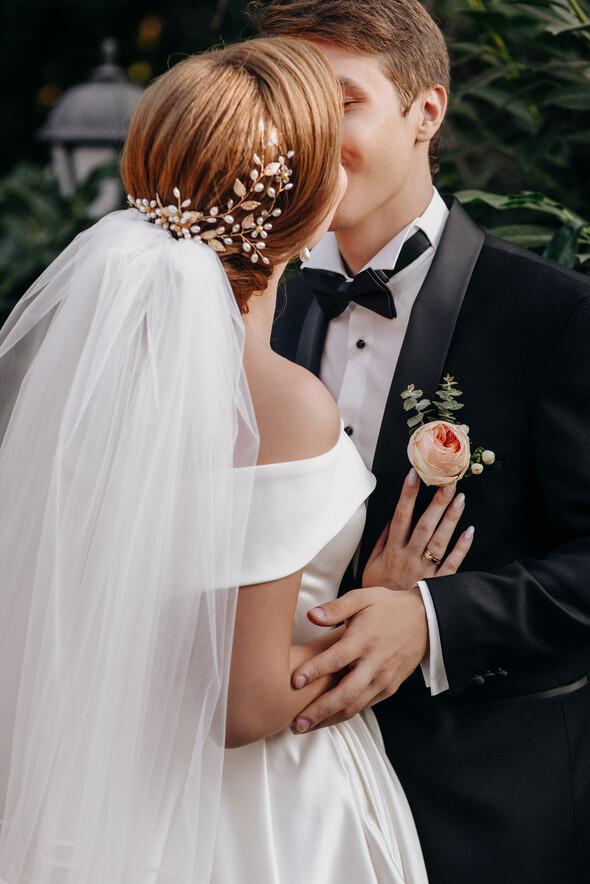 Камерная свадьба для двоих - фото №44