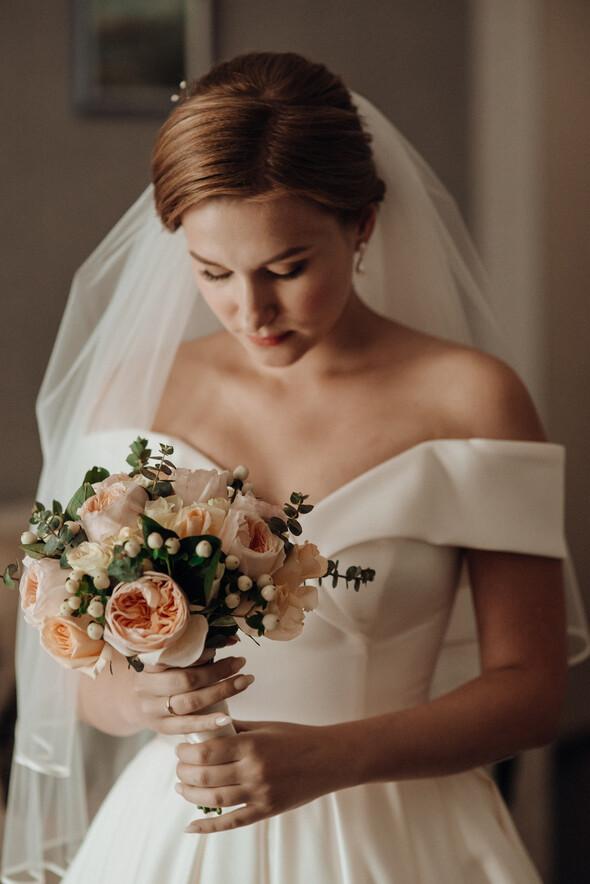 Камерная свадьба для двоих - фото №23