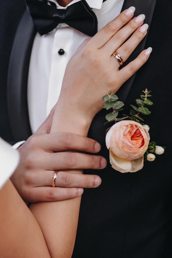 Камерная свадьба для двоих - фото №77