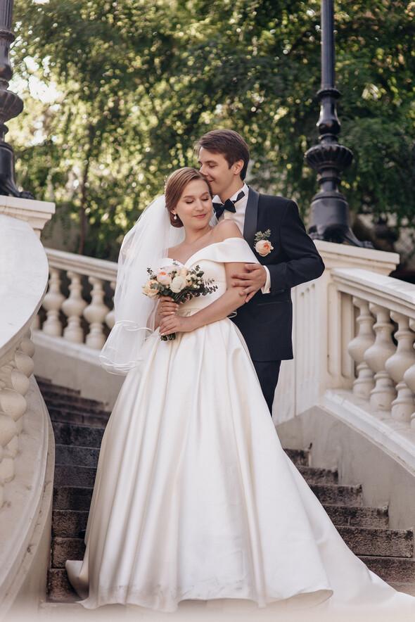 Камерная свадьба для двоих - фото №32