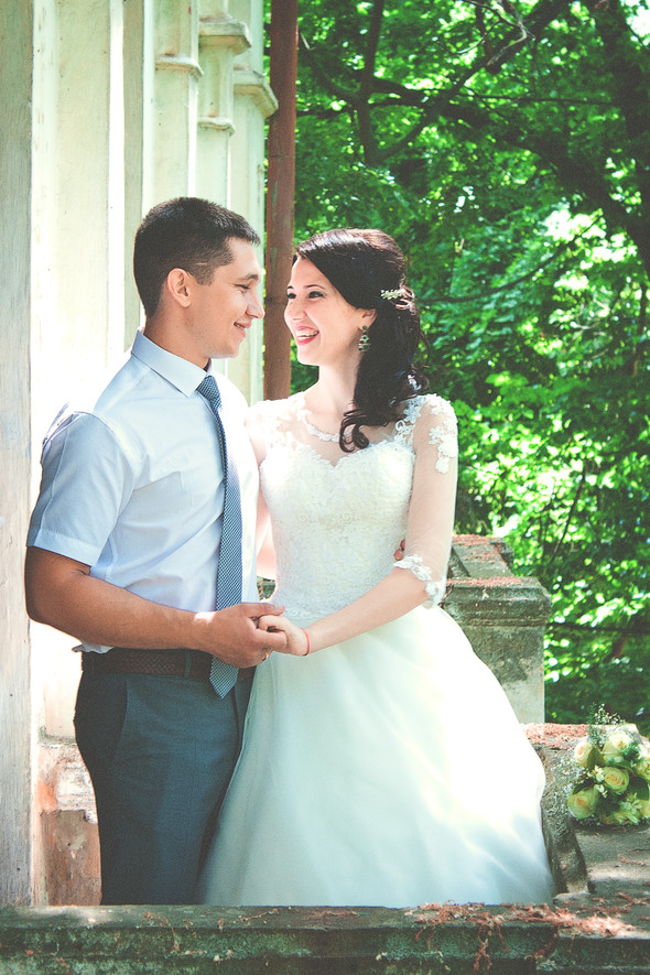 Наташа и Сережа - фото №12