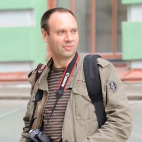 Фотограф Александр Левченко