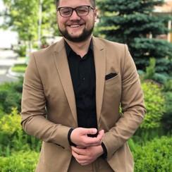 Павел Туптинский - ведущий в Киеве - фото 1