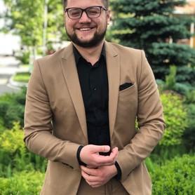 Павел Туптинский - ведущий в Киеве - портфолио 1