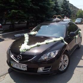 MAZDA 6 - авто на свадьбу в Херсоне - портфолио 4