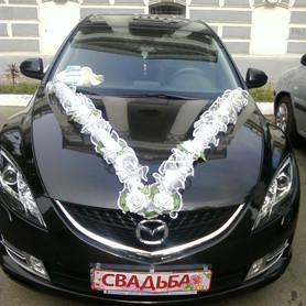 MAZDA 6 - авто на свадьбу в Херсоне - портфолио 2