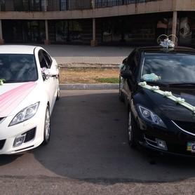 MAZDA 6 - авто на свадьбу в Херсоне - портфолио 3