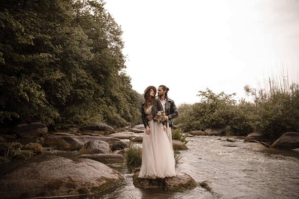 Фотосессия для Алины и Богдана - фото №37