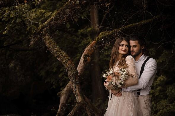 Фотосессия для Алины и Богдана - фото №5