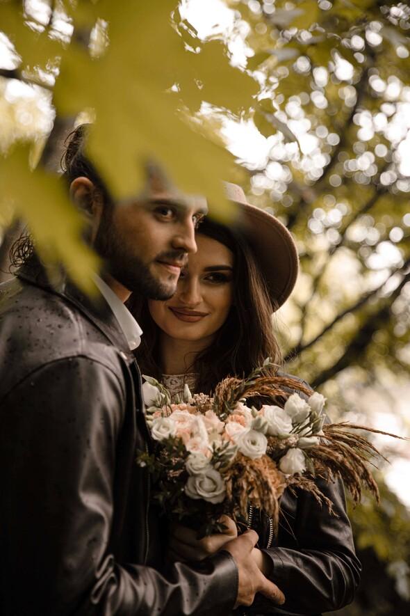 Фотосессия для Алины и Богдана - фото №22