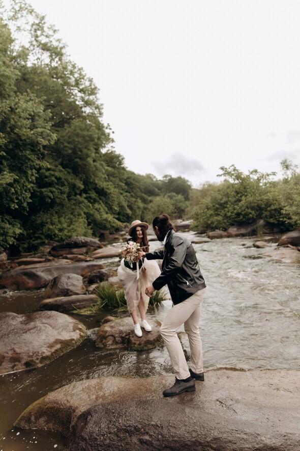 Фотосессия для Алины и Богдана - фото №45