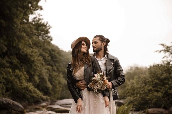 Фотосессия для Алины и Богдана - фото №36