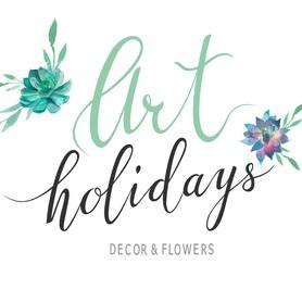 Декоратор, флорист ArtHolidays